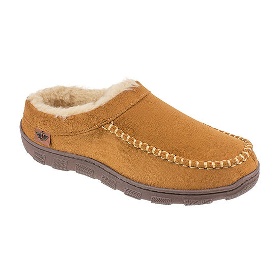 Dockers® Wide Width Rugged Collection Clog Slippers