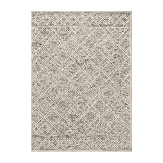 Kas Mason Hand Tufted Rectangular Indoor Rugs