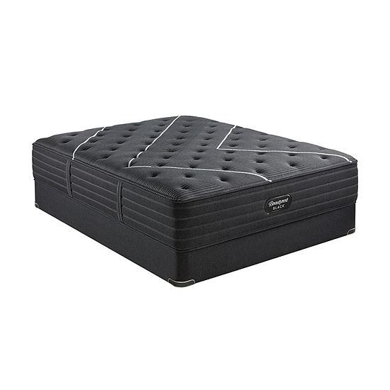 Beautyrest Black® C-Class Plush - Mattress + Box Spring
