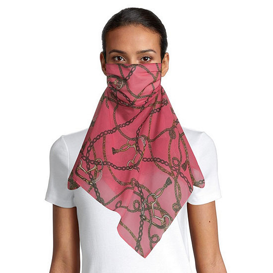 Mixit Womens Face Mask Scarf