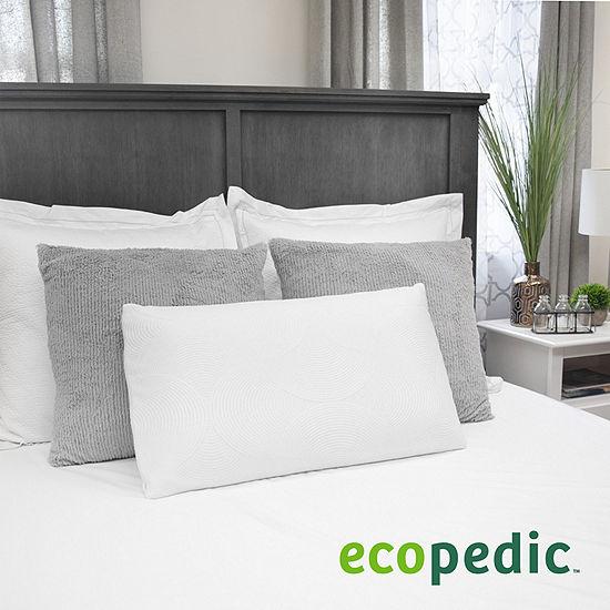EcoPEDIC Natural Talalay Latex Standard/Queen Pillow
