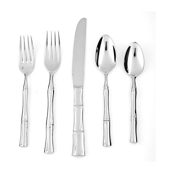 Crafthouse By Fortessa Royal Pacific 20-pc. 18/10 Stainless Steel Flatware Set