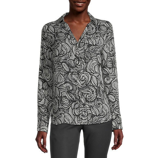 Worthington Essential Soft Blouse