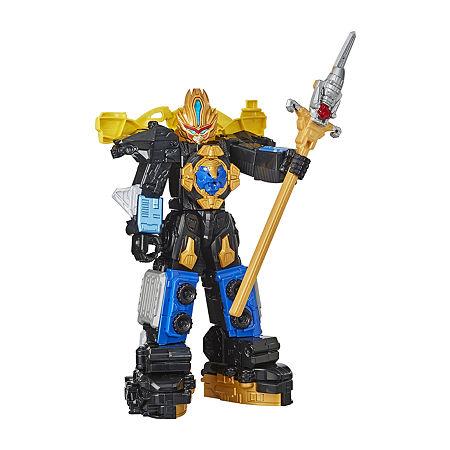 Power Rangers 12.5in Beast-X King Ultrazord, One Size , E8555