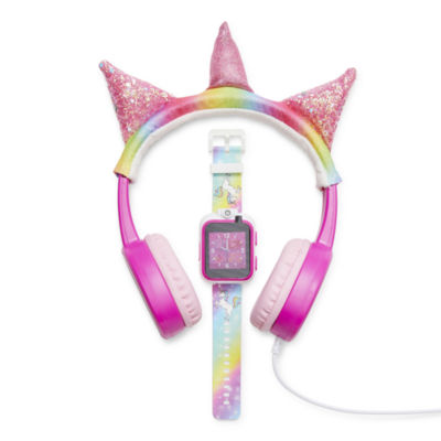 Itouch Playzoom Bundle Girls Multicolor Smart Watch-A0095wh-18-F01