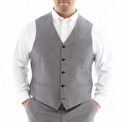 JF J. Ferrar® Suit Vest–Big & Tall