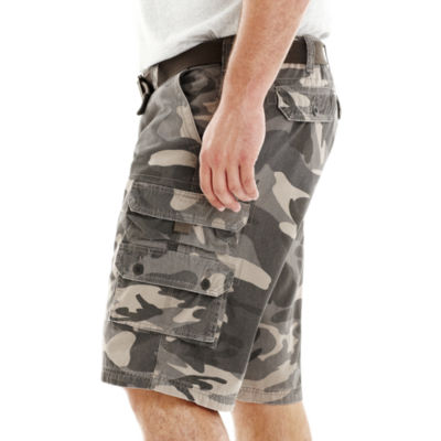 Lee® Cargo Shorts–Big & Tall