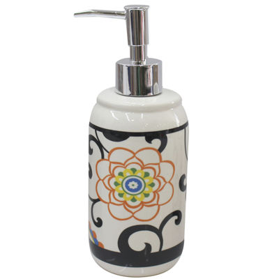 Waverly® Pom-Pom Soap Dispenser