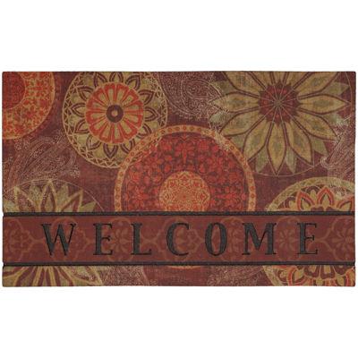 Mohawk Home® India Spice Doormat