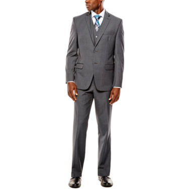 jcpenney.com | Collection by Michael Strahan Gray Weave Suit- Classic