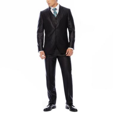 jcpenney.com | JF J. Ferrar® Black Shimmer Suit Separates - Slim Fit