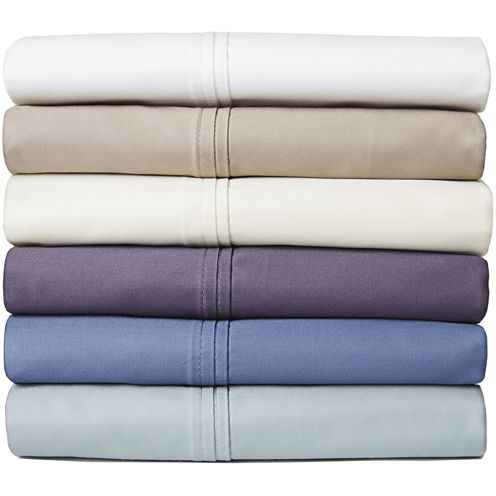 Crowning Touch by Welspun 500tc Wrinkle-Resistant Flexi-Fit® Sheet Set