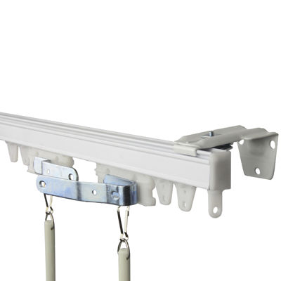 Rod Desyne Heavy-Duty Wall/Ceiling Track Kit