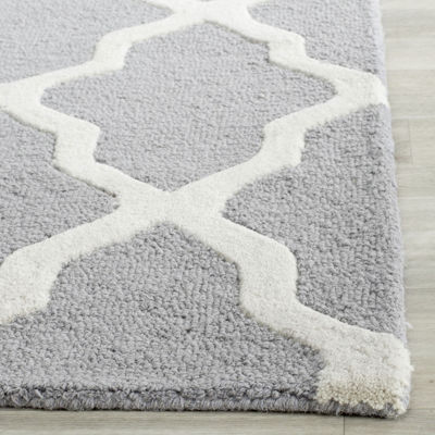 Safavieh Gale Rectangular Wool Runner Rug