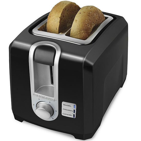 Black+Decker™ T2569B 2-Slice Toaster