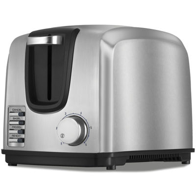 Black+Decker T2707S 2-Slice Toaster