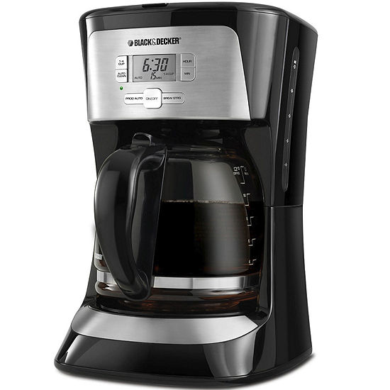 Blackdecker Cm2020b 12 Cup Programmable Coffee Maker