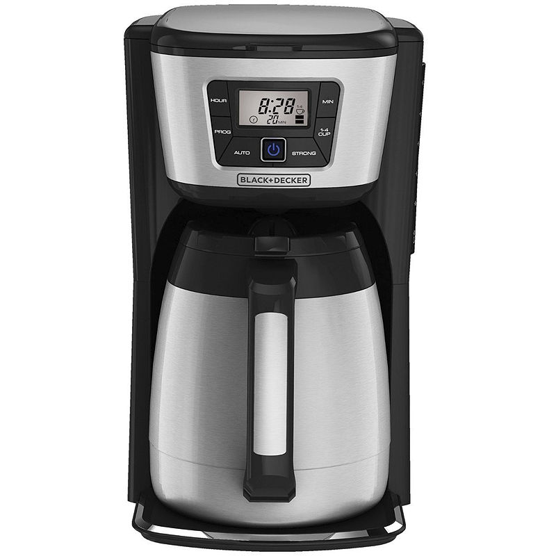 Black And Decker Coffee Maker Carafe Leaks : Products