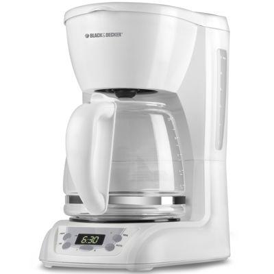 Black+Decker DLX1050W 12-Cup Programmable Coffee Maker