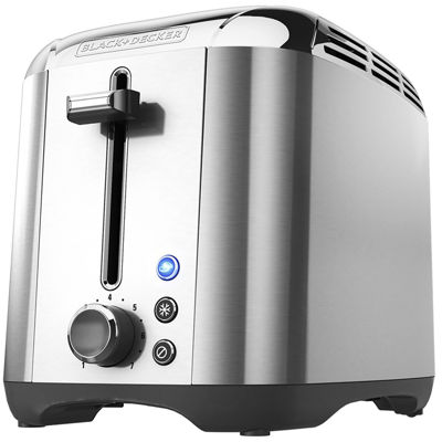 Black+Decker TR3500SD Rapid Toast 2-Slice Toaster