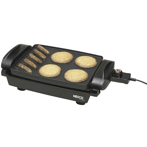 Nesco® Reversible Grill/Griddle