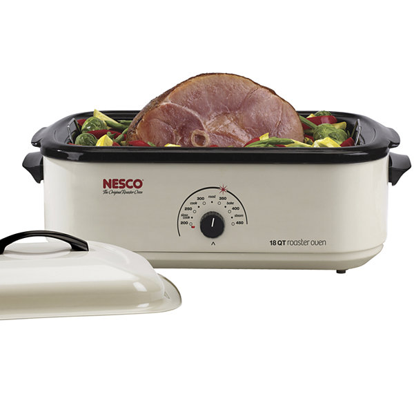 Nesco 4818-14 18-Quart Roaster Oven