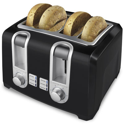 Black+Decker T4569B 4-Slice Toaster