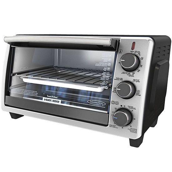 Black+Decker™ TO1950SBD 6-Slice Toaster Oven