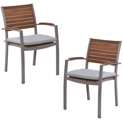 Avalon Set of 2 Outdoor Chairs