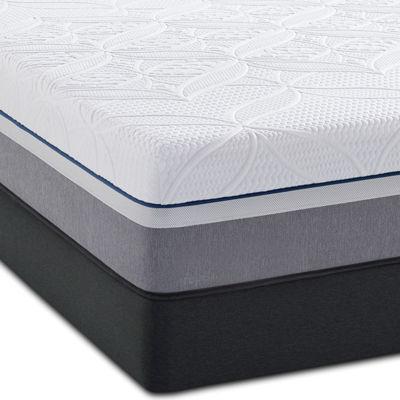 Sealy® Premier Hybrid Gold Ultra Plush-Mattress + Box Spring