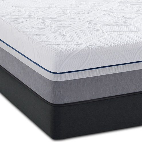 Sealy® Premier Hybrid Gold Ultra Plush-Mattress + Box Spring