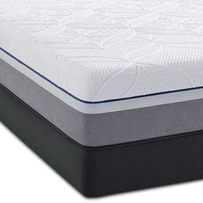 Sealy® Posturepedic® Premier Hybrid Silver Plush - Mattress + Box Spring