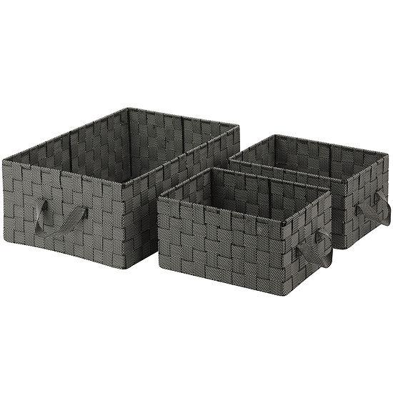 Honey-Can-Do® 3-pc. Woven Basket Set