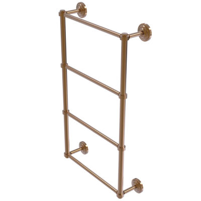 Allied Brass Que New Collection 4 Tier 30 Inch Ladder Towel Bar