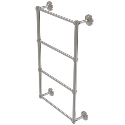 Allied Brass Que New Collection 4 Tier 36 Inch Ladder Towel Bar