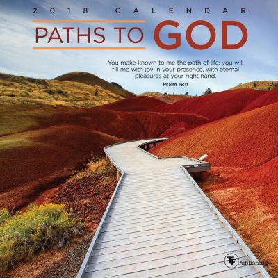 2018 Paths to God Mini Calendar