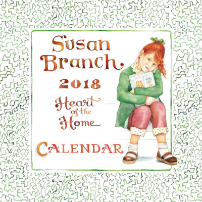 2018 Susan Branch Mini Calendar
