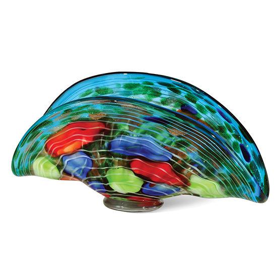Dale Tiffany Banchi Art Glass Bowl