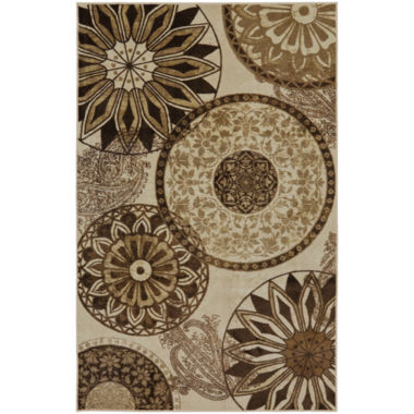 Mohawk Home New Wave Inspired India Printed Rectangular Rugs