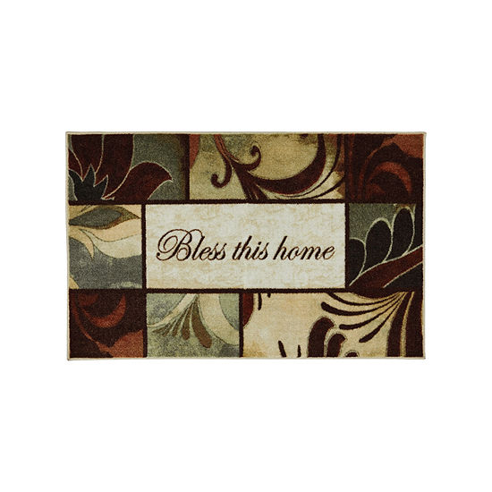 Mohawk Home New Wave Rules To Live By Printed Rectangular Indoor Rugs