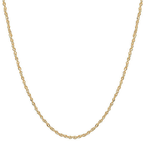 """14K Gold 1.1mm 16-20"""" Perfectina Chain Necklace"""