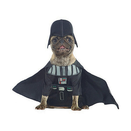 Darth Vader Pet Dress Up Costume 3-pc. Dress Up Costume