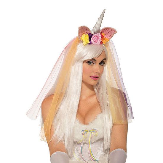 Unicorn Headpiece Floral