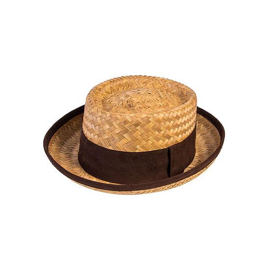 Straw Skimmer Hat