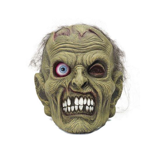 Zombie Head Mask Dress Up Accessory