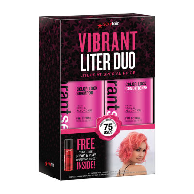 Sexy Hair Vibrant Value Set
