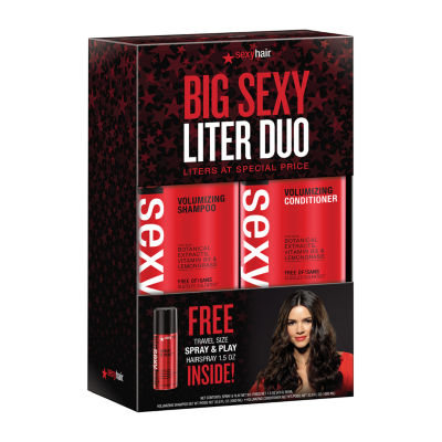 Sexy Hair Big Sexy Hair Value Set