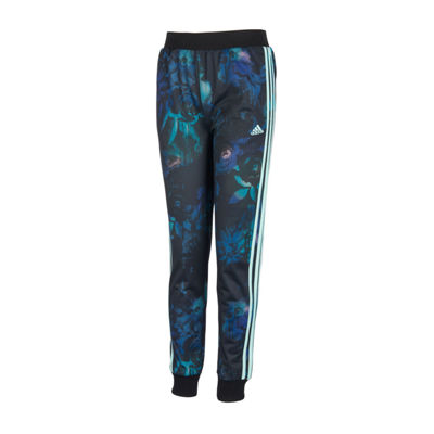 adidas Knit Jogger Pants - Big Kid Girls