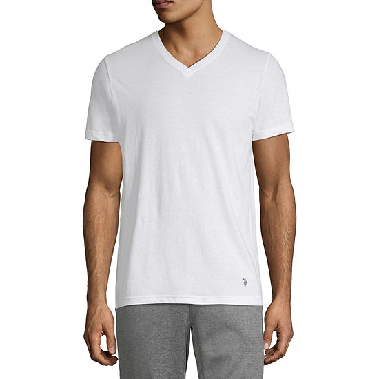 U.S. Polo Assn. 3-pc. Short Sleeve V Neck T-Shirt