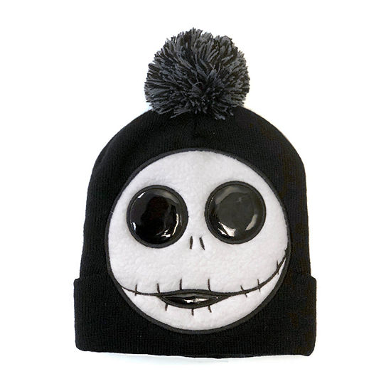 c7a7e5ccc19a9 the nightmare before christmas beanie hat movie logo official mens ...